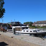 Travelling the Inland Waterways of Europe from The Netherlands to France