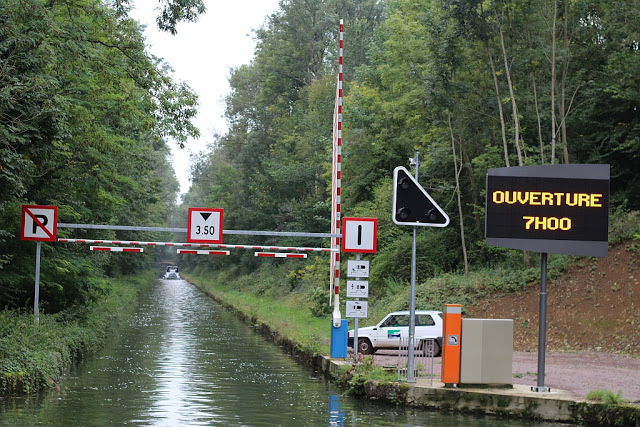 Travelling the Inland Waterways of Europe from The Netherlands to France – Part 23