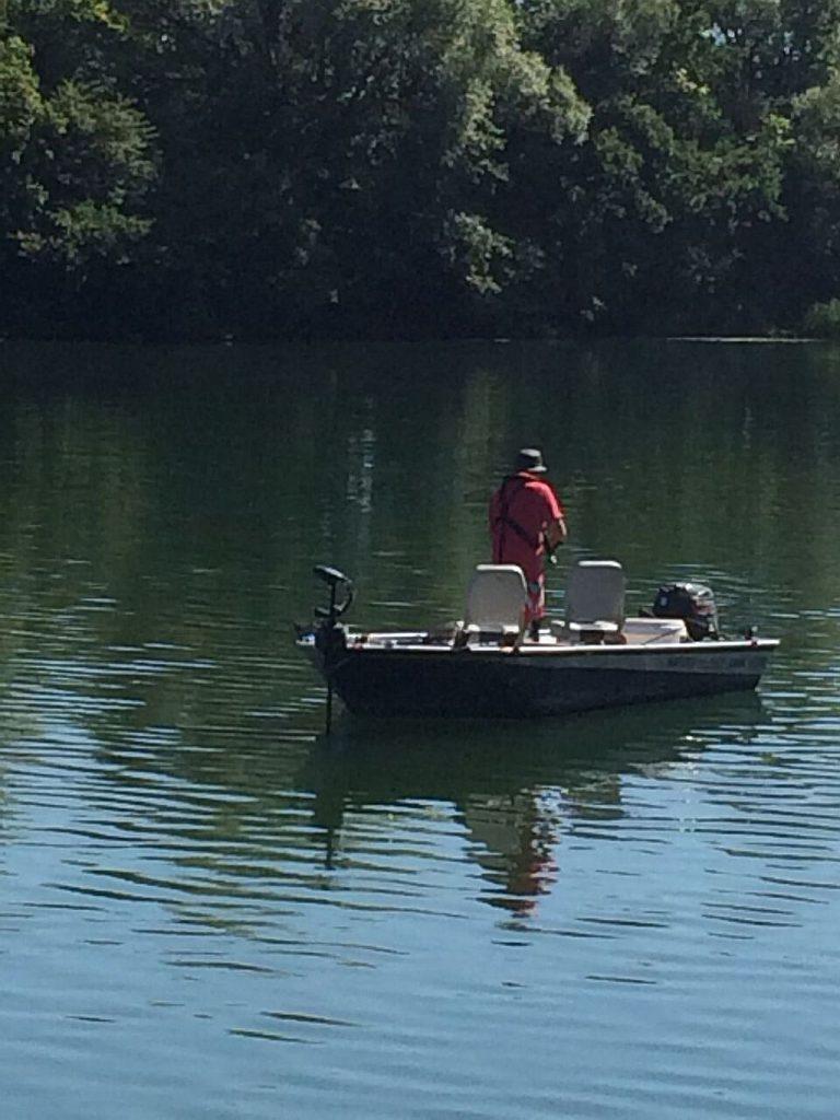 Ubiquitous fisherman