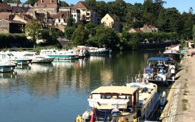 Boating in Burgundy 2
