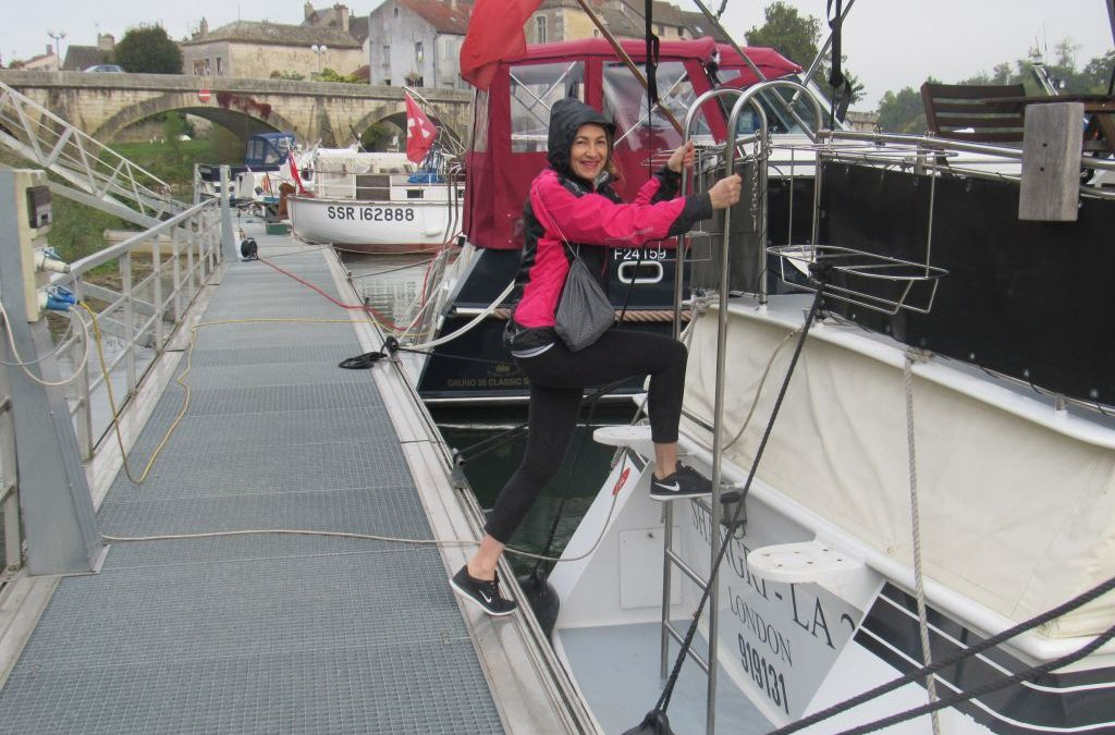 Boating in Burgundy Part 5
