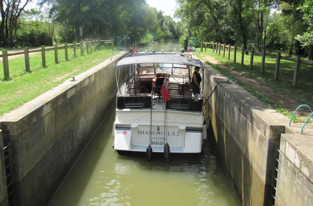 Barging in Burgundy Part 9