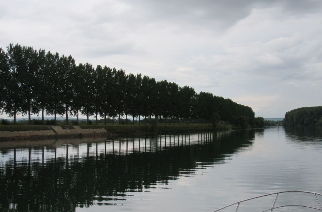 Barging in Burgundy Part 10
