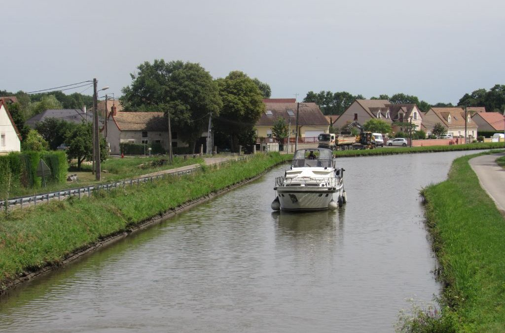 Barging in Burgundy Part 12