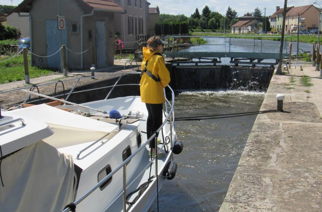 Barging in Burgundy Part 16