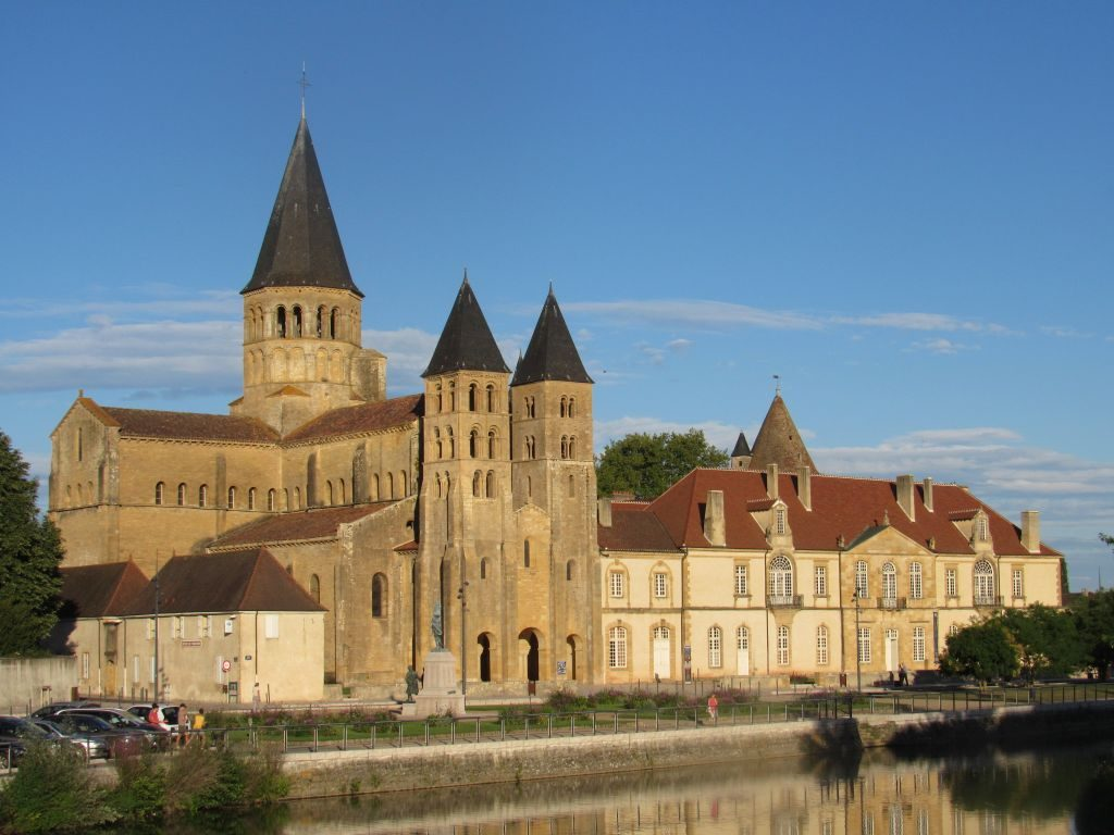 Basilica in Paray le Monial