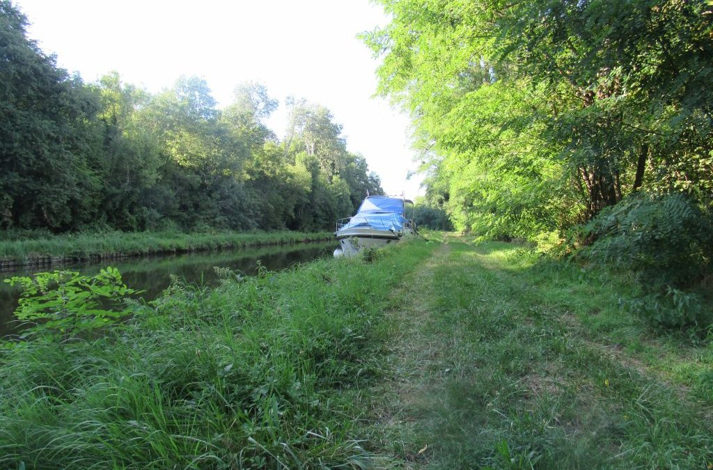 Barging in Burgundy Part 19