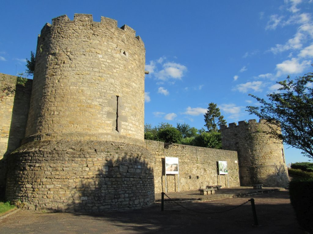 Fort in the Old City