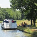 Barging from Loire to Burgundy 12