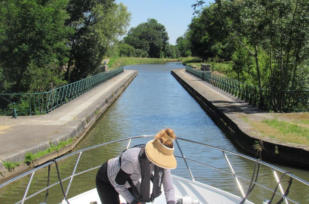 Barging from Loire to Burgundy 14