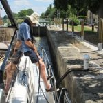 Barging from Loire to Burgundy 16