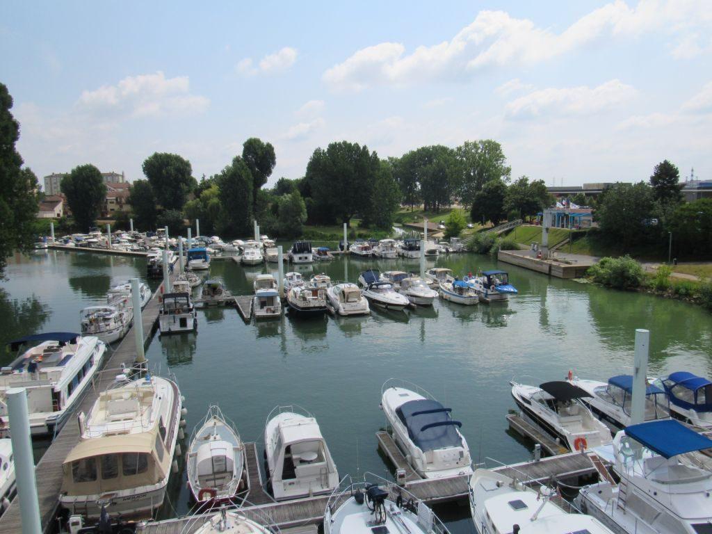 Chalon-sur-Saone Marina