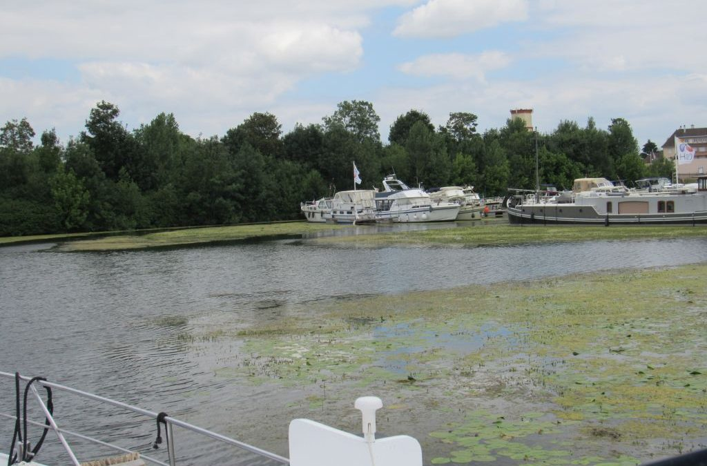 Barging from Loire to Burgundy 32