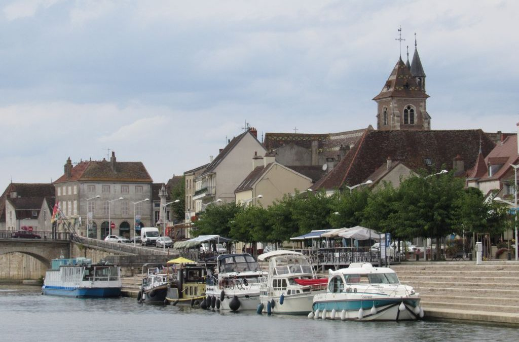 Barging from Loire to Burgundy 34