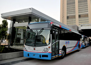 Airport transfer, My CiTi, Golden Arrow, bus services