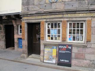Scotland road trip Aberdeen to Edinburgh – Part 4